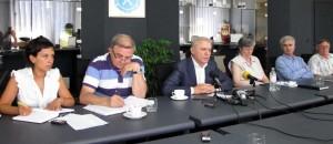 Пословодство РТБ - конференција за медије