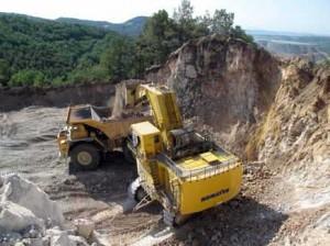 Од августа из басенских рудника 4.000 тона бакра у концентрату месечно