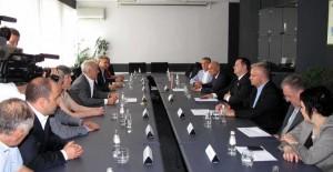 Премијер и министри на састанку са пословодством РТБ Бор