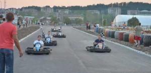 Nova karting staza