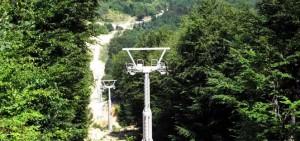 Усред лета Црни врх се спрема за скијаше