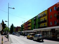 Нове фасаде стамбених зграда у Мајданпеку