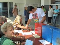 Избори у синдикату