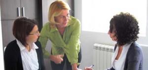 Данијела Николић, менаџер хотела на Борском језеру
