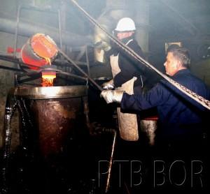 Странци воле сребро из Бора