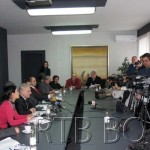Новогодишња прес-конференција генералног директора РТБ-а Бор