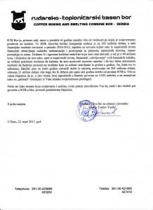 Реаговање на изјаву Драгана Ђиласа 2