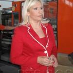 """Министри посетили Фабрику мерних инструмената """"ЕWG"""""""