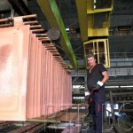 Деветомесечна производња Рударско-топионичарског басена Бор