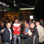 РТБ поново организује посету градилиштима топионице и нове фабрике сумпорне киселине