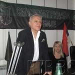 Годишња Скупштина Синдиката рудара Србије са седиштем у Бору