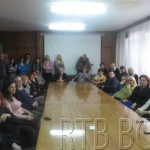 У басенским предузећима данас одржан једносатни штрајк упозорења