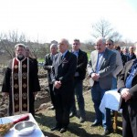 Донатори граде цркве у Оштрељу и Бучју