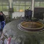 У РБМ-у реконструисана преса за демонтажу гума на тешким возилима