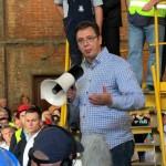 Премијер Вучић: РТБ остаје у власништву државе