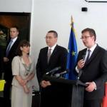 Премијери Србије и Румуније о унапређењу права мањина