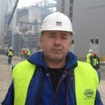 Награђени градитељи нове топионице: Милан Мајкић