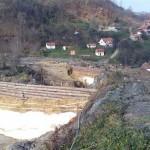 Поплава опет угрожава јаловиште у Костајнику
