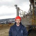На Божић са кривељским рударима