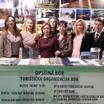 """Хотел """"Језеро"""" и Клуб """"РТБ Бор"""" на сајму туризма у Београду"""