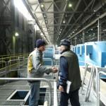 Постављање нових флотацијских машина у РБМ-у