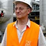 Зоран Алексов, управник Фабрике сумпорне киселине