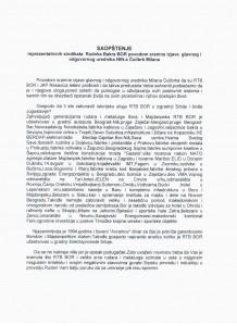 Saopštenje reprezentativnih sindikata RBB