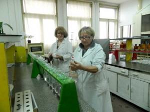Жене РТБ–а: Лабораторија РБМ-а