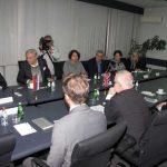 Амбасадор Велике Британије у Србији Денис Киф посетио РТБ Бор